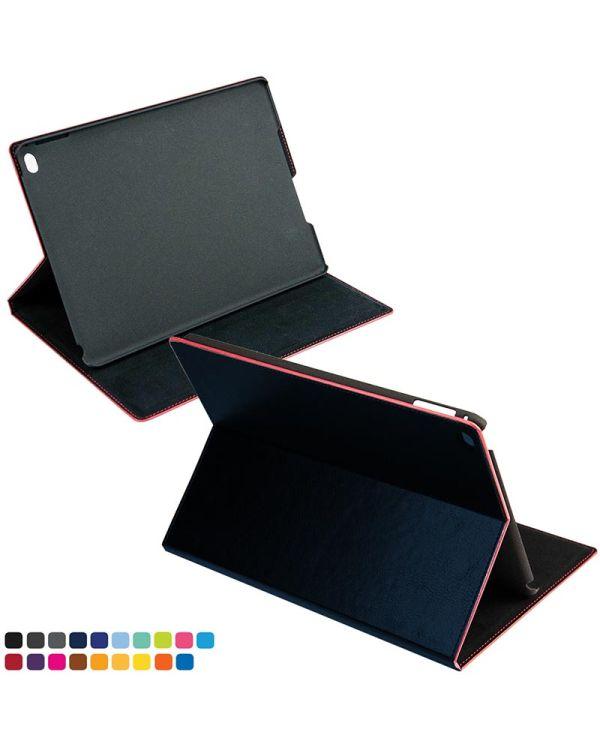 Tablet Case & Stand Made To Fit Your Tablet, In Vegan Matt Velvet Torino