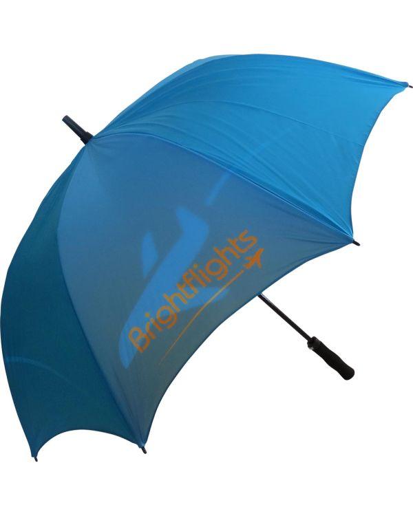 Fibrestorm Auto Double Canopy Umbrella