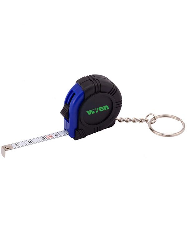 1m Tape Measure Keyring