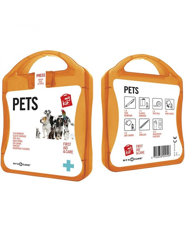 Mykit PET First Aid Kit