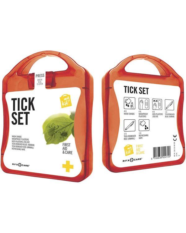 Mykit Tick First Aid Kit