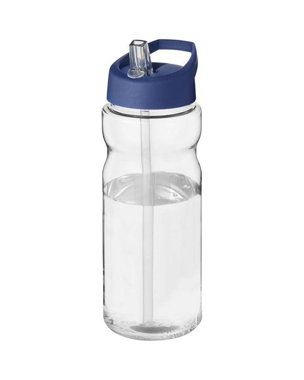 H2O Base 650 ml Spout Lid Sport Bottle