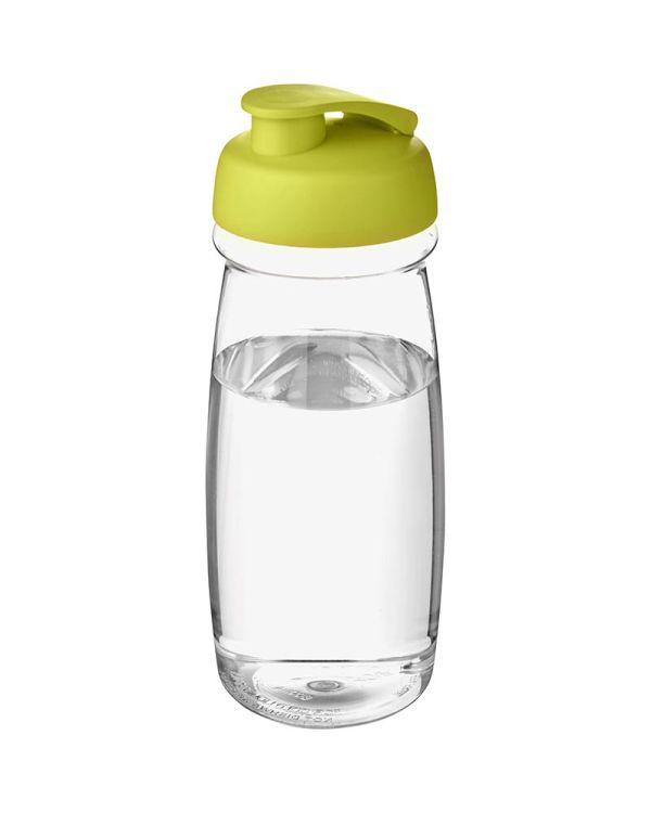 H2O Pulse 600 ml Flip Lid Sport Bottle