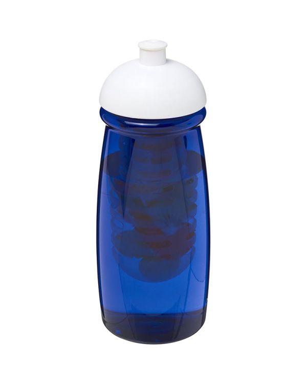 H2O Pulse 600 ml Dome Lid Sport Bottle & Infuser