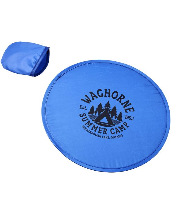 Fold-Up Frisbee