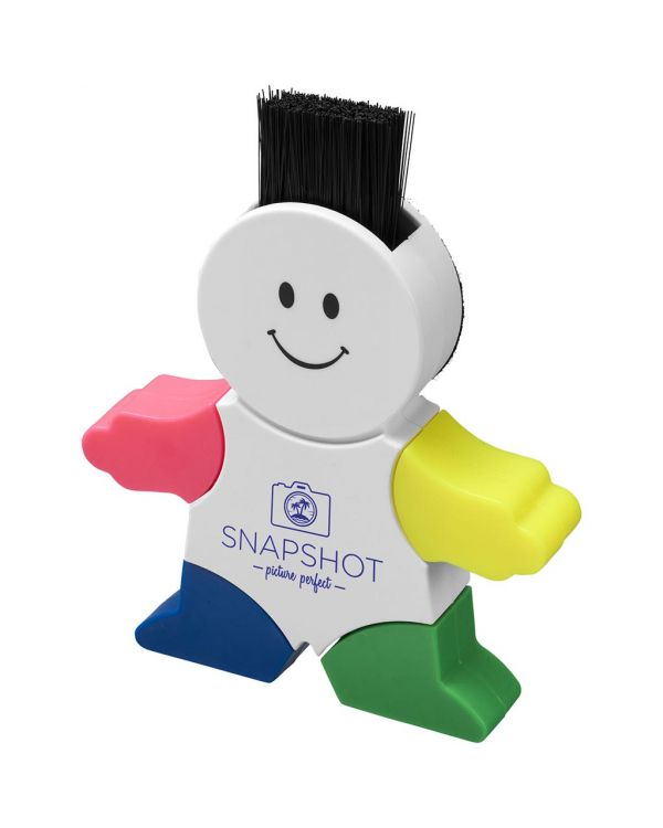 Mr. Highlighter 4-Colour Highlighter