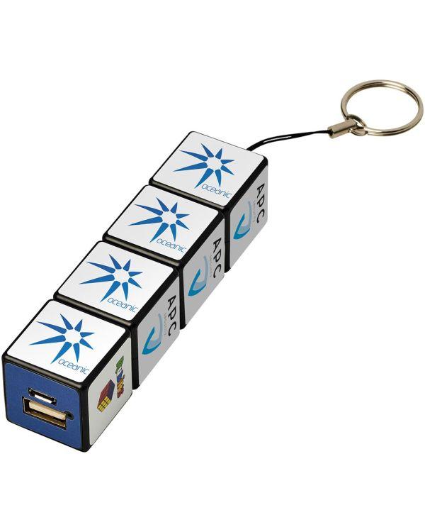 Rubik's 2500 mAh Power Bank