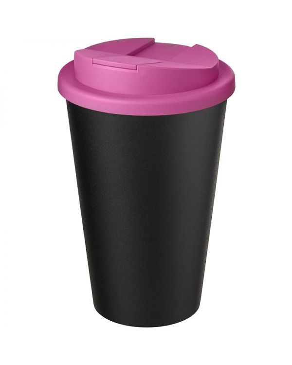 Americano Eco 350 ml Recycled Tumbler With Spill-Proof Lid