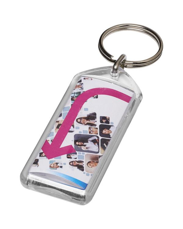 Stein F1 Reopenable Keychain