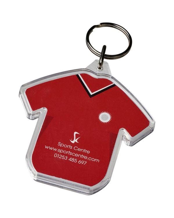 Combo T-Shirt-Shaped Keychain