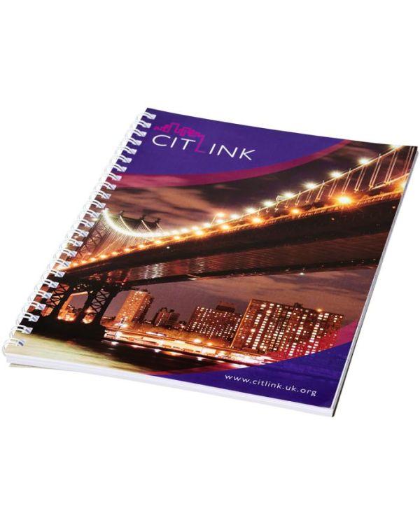 Desk-Mate Wire-O A5 Notebook