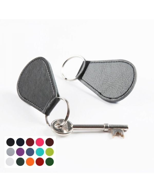 Vibrance Economy Tear Drop Key Fob