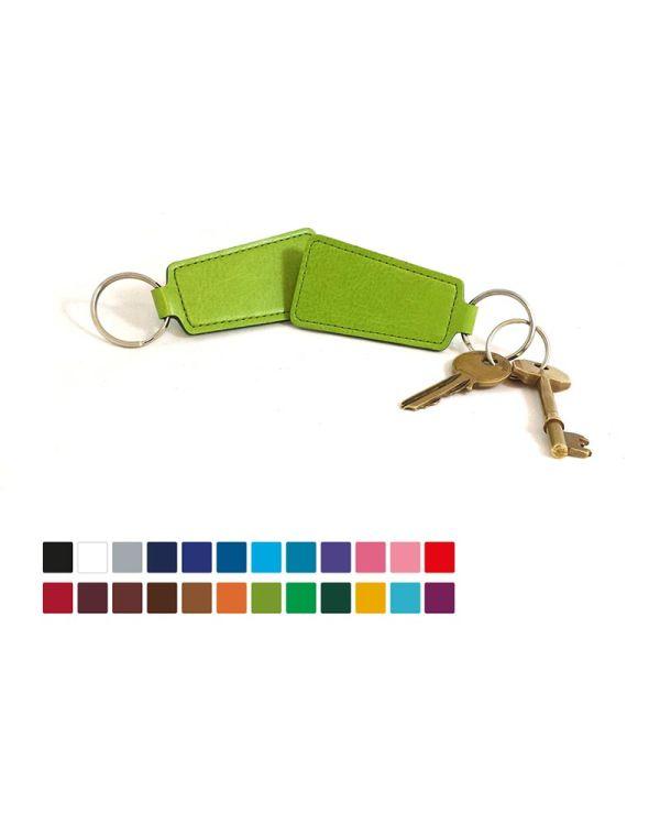 Economy Trapeze Key Fob In Belluno