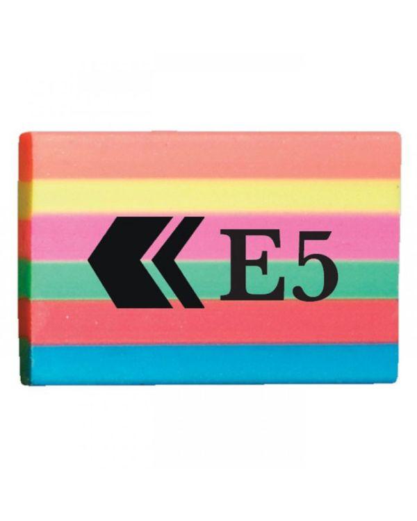 BG E5 Rainbow Eraser
