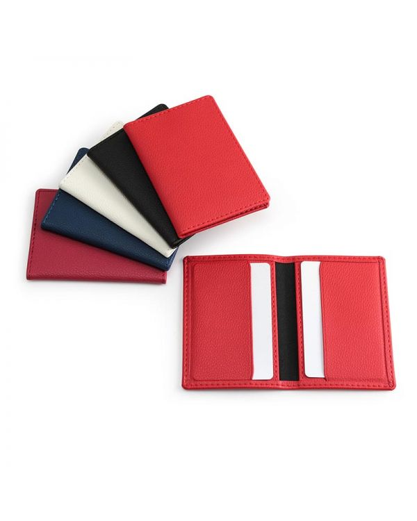 Credit Card Case In Recycled Como