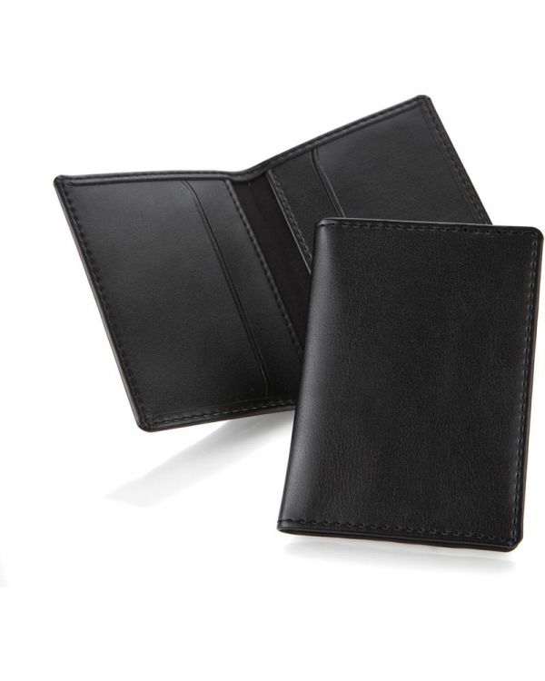 Hampton Leather Credit Card Case