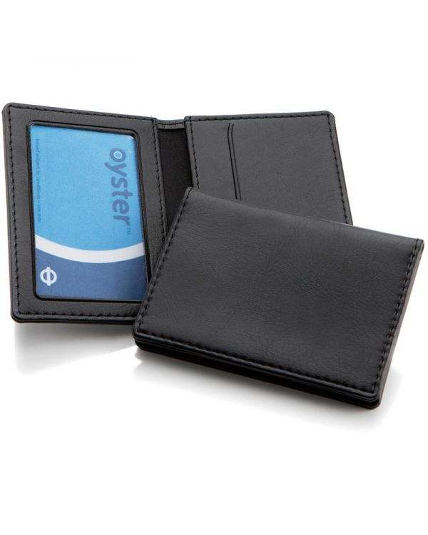 Woburn Leather Oyster Travel Card Case