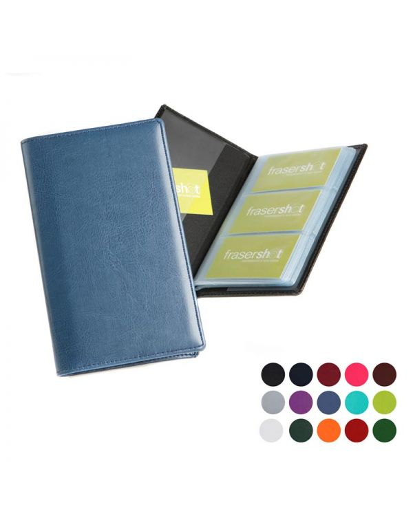 Vibrance Business Card Case