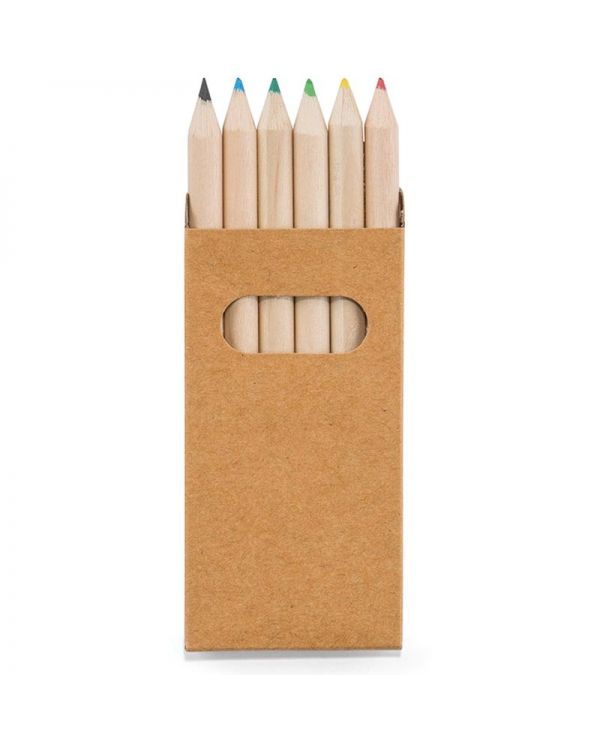Bird Colouring Pencils