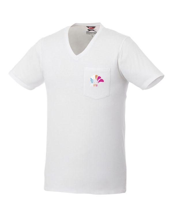Gully Short Sleeve Men'S Pocket T-Shirt