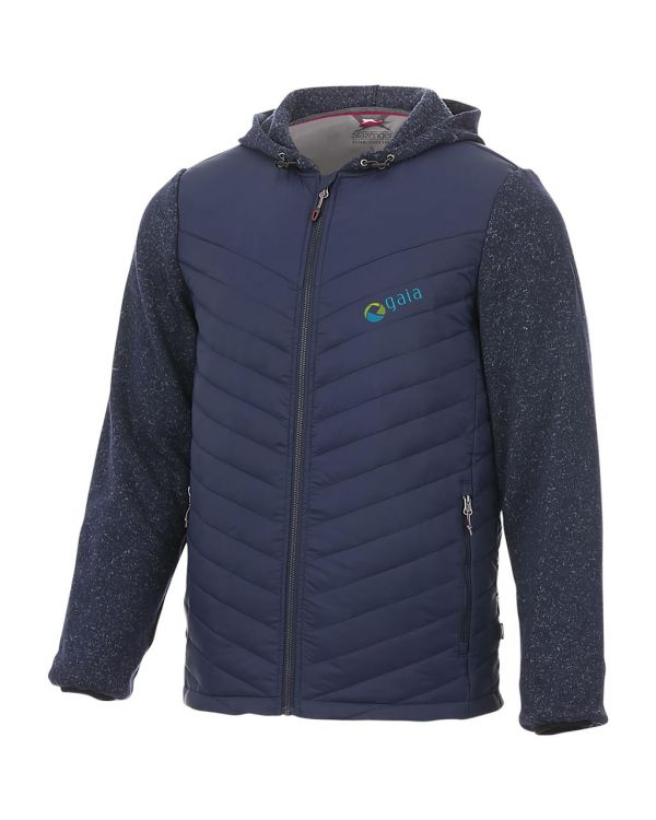Hutch Insulated Hybrid Jacket