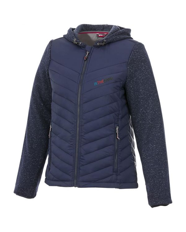 Hutch Women'S Hybrid Insulated Jacket