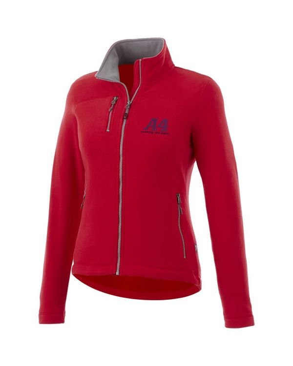 Pitch Microfleece Ladies Jacket
