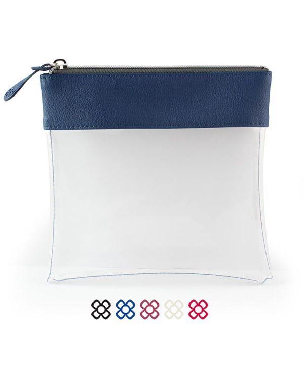Medium Zipped Travel Or Organiser Bag