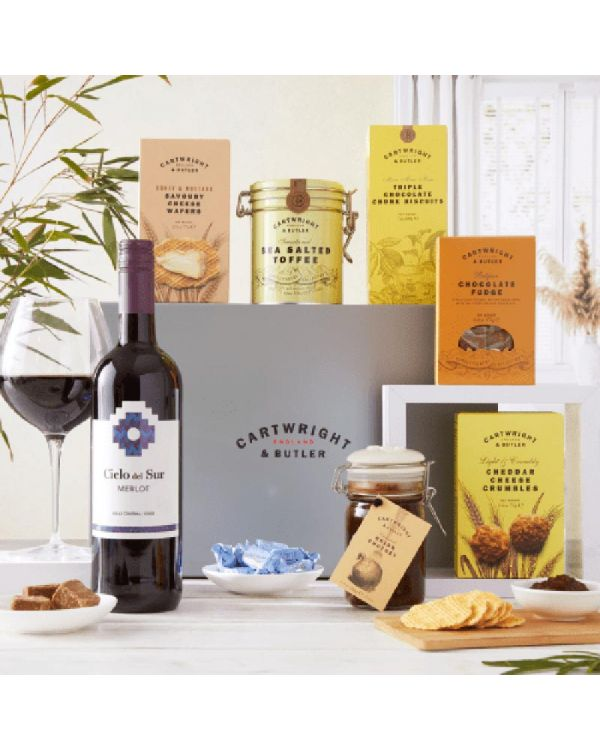 Sweet And Savoury Selection - Red Wine