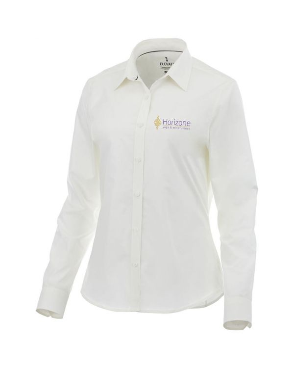 Hamell Long Sleeve Ladies Shirt