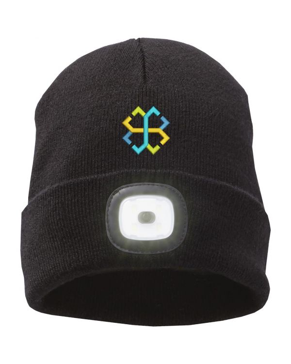 Mighty LED Knit Beanie