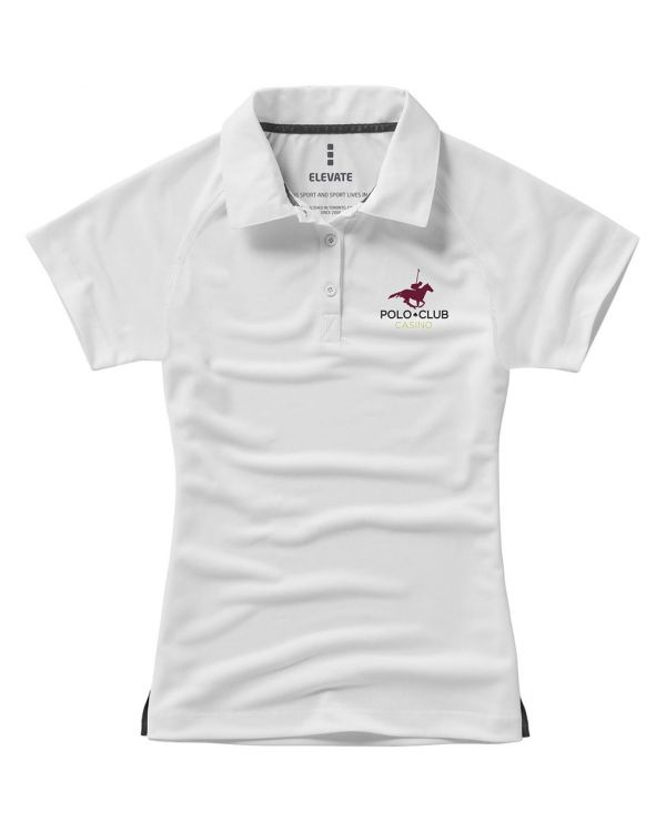 Ottawa Short Sleeve Women'S Cool Fit Polo