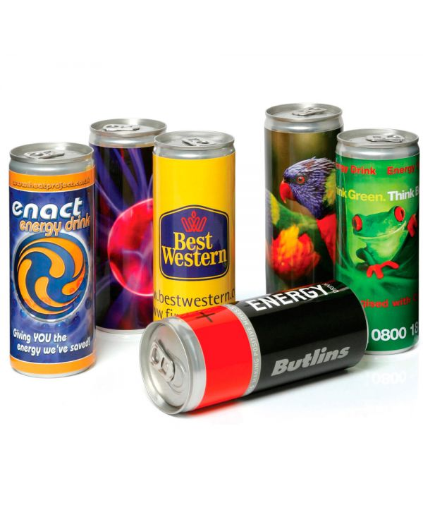 Uk Stock Energy Drink 250ml