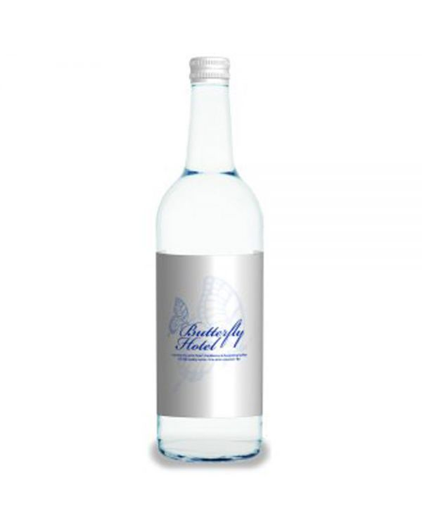 Glass Bottled Water