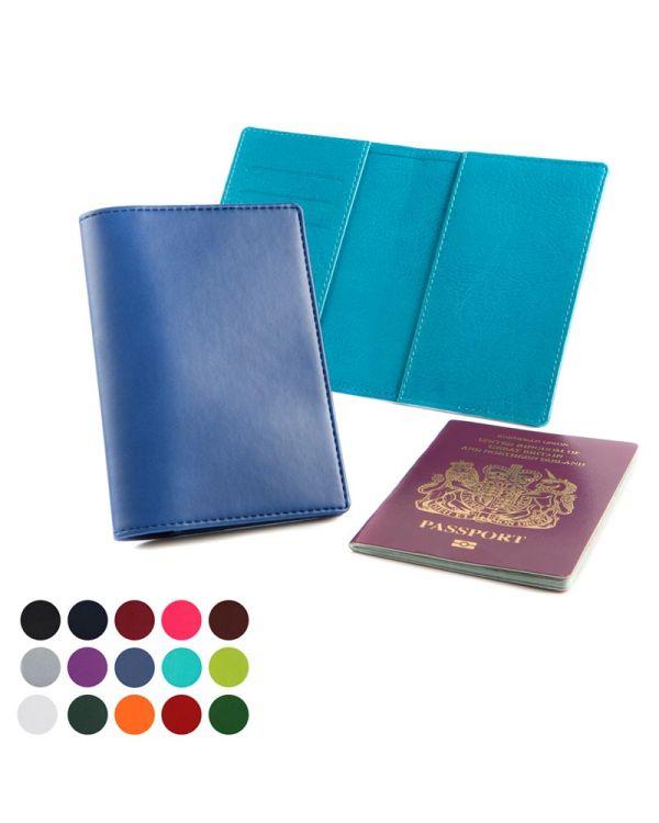 Vibrance Deluxe Passport Wallet