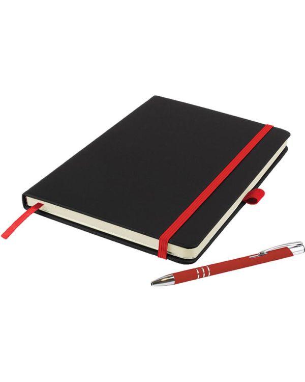 A5 Deniro Notebook And Da Vinci Pen