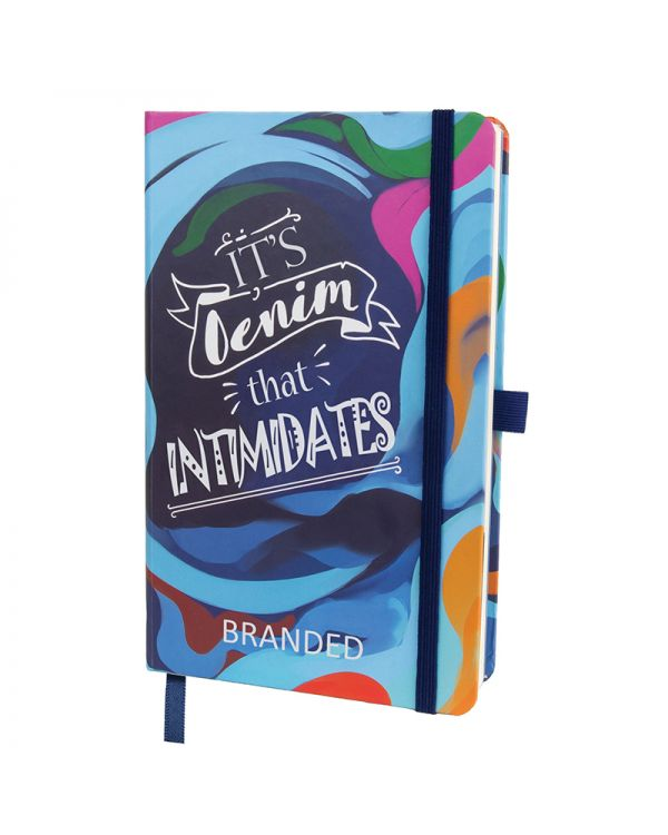 A5 Infusion Bespoke Full Colour Notebook