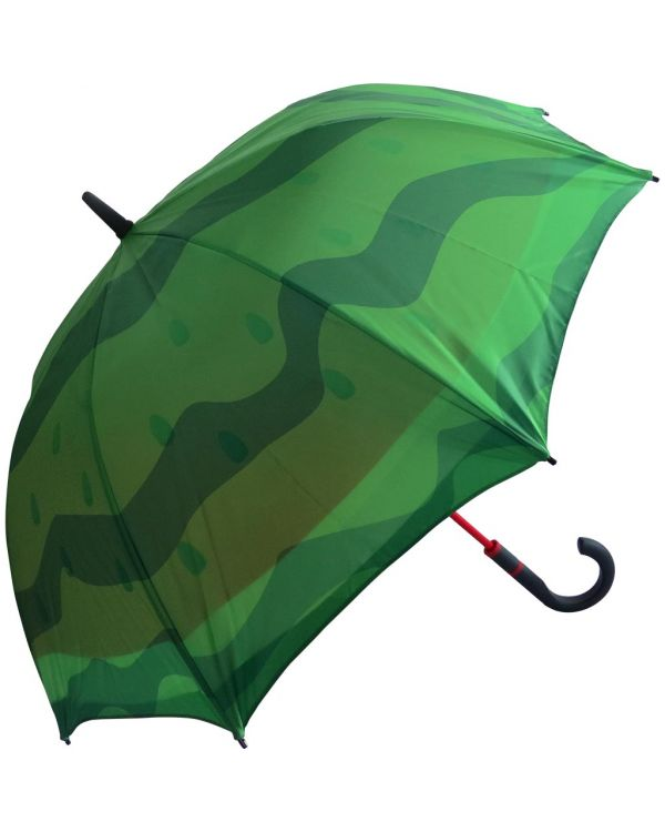 FARE Style UK Midsize Double Canopy Umbrella