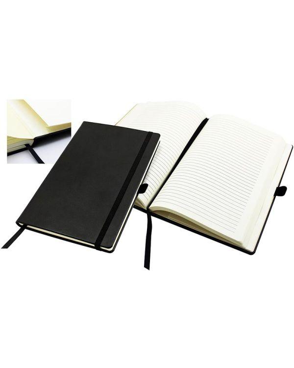 Optimum A5 Casebound Notebook