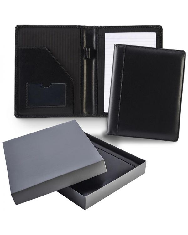 Ascot Leather A5 Conference Folder