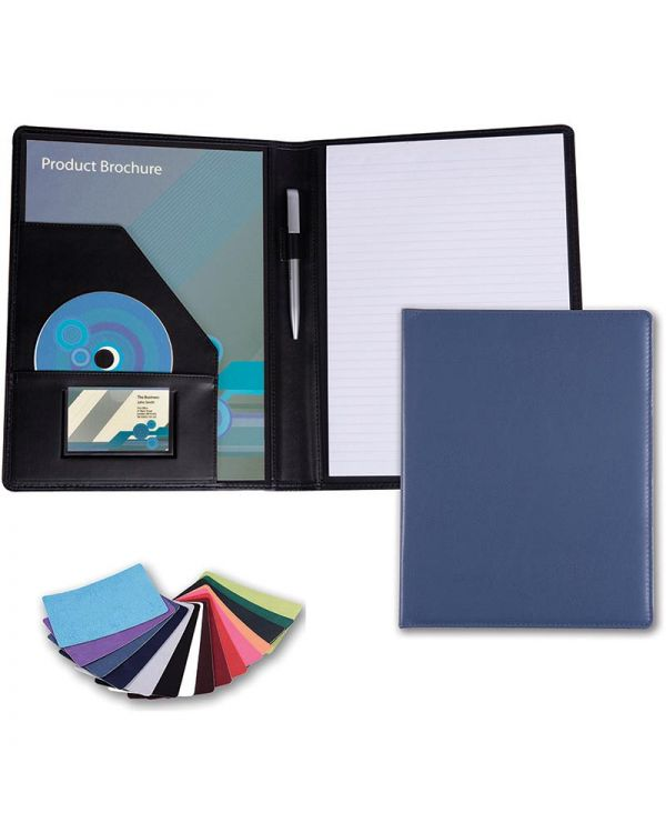 Vibrance A4 Conference Folder