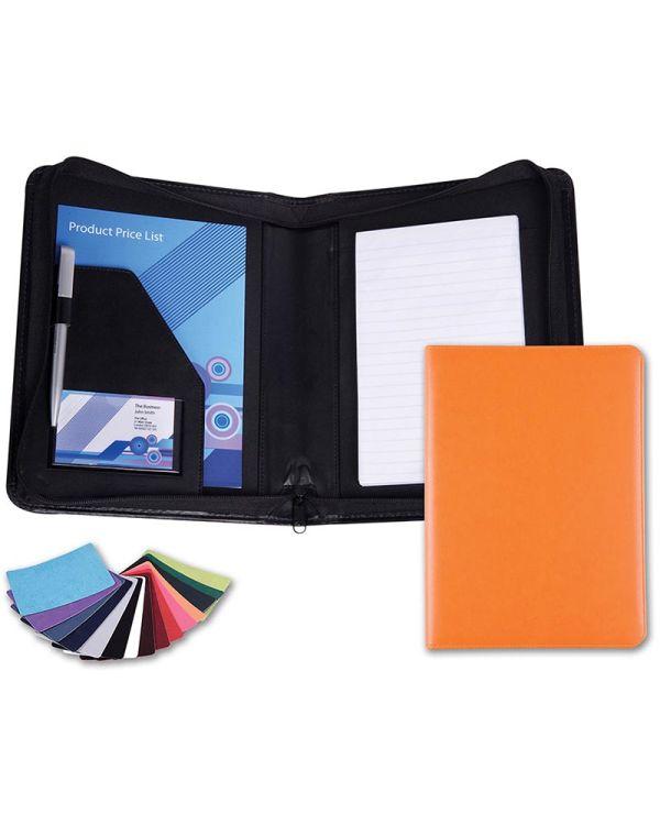 A5 Zipped Conference Folder In Belluno