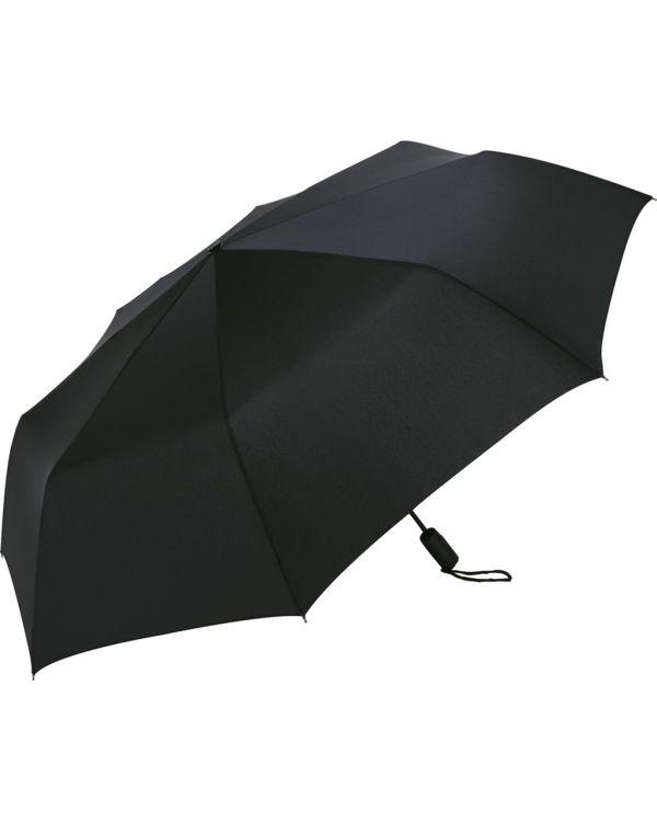 FARE Flat Black Magic Windfighter AOC Oversize Mini Umbrella