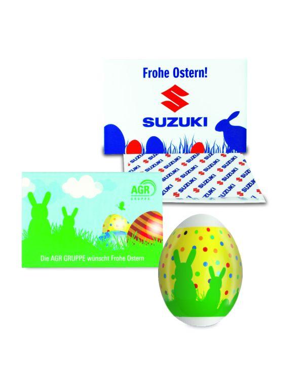 Egg Sleeve Card