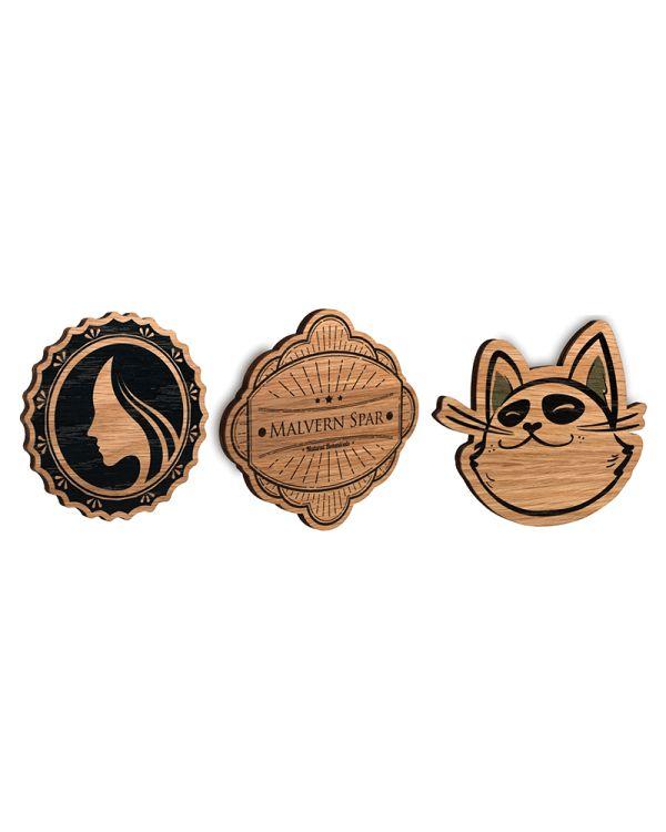 Bespoke Wood Coasters