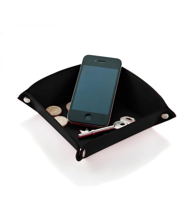 Leather Desk Tidy Tray