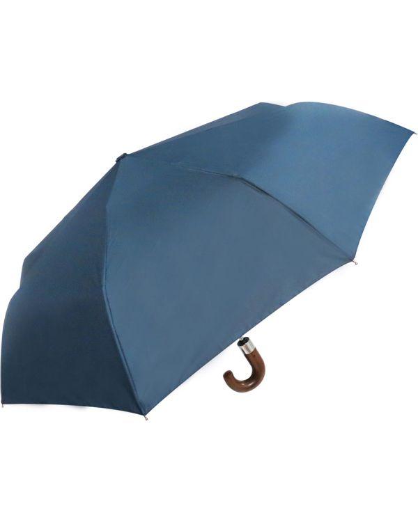 Deluxe WoodCrook Telescopic Umbrella