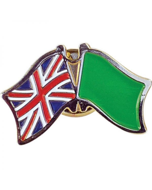 Stamped Iron Soft Enamel Metal Badge (15mm)