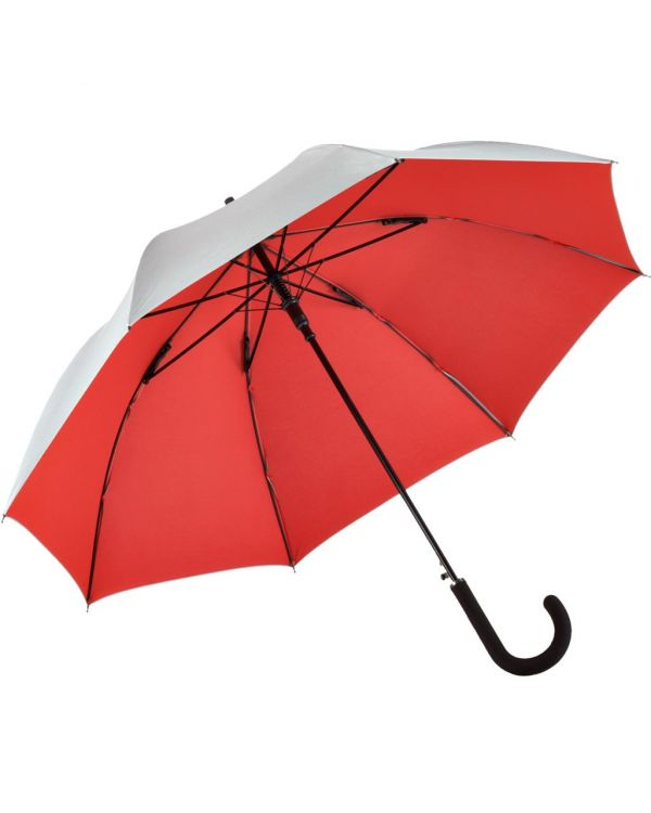 FARE Collection AC Regular Umbrella With Silver Coated Outer Cover