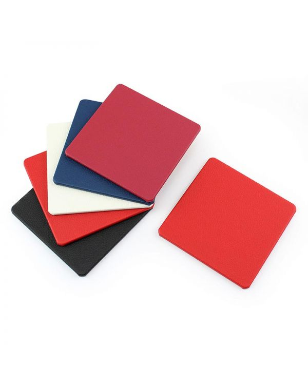 Square Coaster In Recycled Como